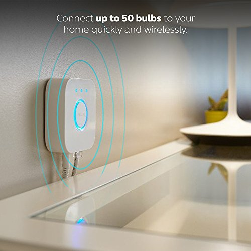 Philips Hue Smart Hub (Works with Alexa  Apple HomeKit and Google Assistant)