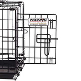 Precision Pet by Petmate 2 Door Great Crate with Precision Lock System Wire Dog Crate, 6 Sizes