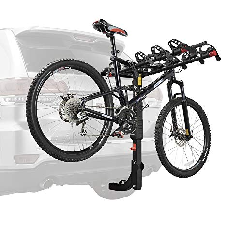 Allen Sports Premier Hitch Mounted 5-Bike Carrier, Model S555