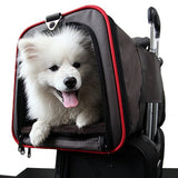 Expandable Pet Carrier with Tunnel by Pet Peppy - Patent Pending ...