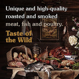 Taste of the Wild Pacific Stream Grain Free Protein Real Meat Recipe Natural Dry Dog Food with Real Smoked Salmon 28lb