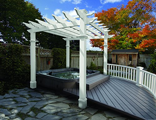 New England Arbors Liberty Pergola