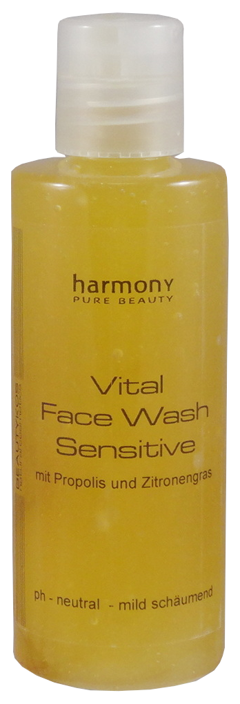 Vital Face Wash Sensitive
