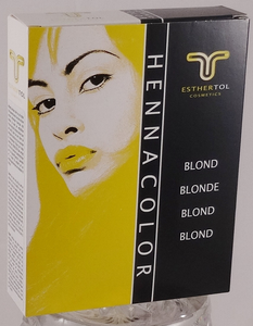 Henna Color Pulver Blond