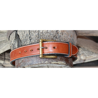 1 1/2 Double Stitched Belt-Atomic 79