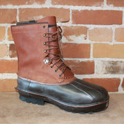 "10"" Northern Lace-Up Pac Boot W/Removable Thinsulate Liner and K-Talon Rubber Sole-Atomic 79"