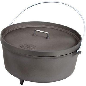 "12"" Hard Anodized Dutch Oven-Atomic 79"