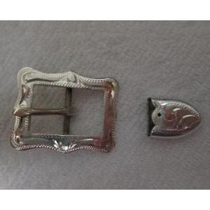 2 Pc- Buckle Sets #122-15 In Overlay-Atomic 79