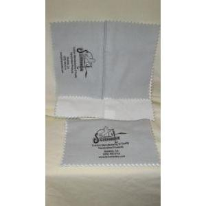 2 Piece Polishing Cloths Remove Tarnish-Atomic 79