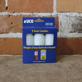3 Pack Of 9 Hour Candles-Atomic 79