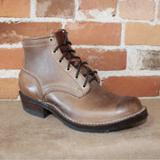 "5"" ""Robert"" Lace-up Boot W/Dogger Heel - Atomic 79"