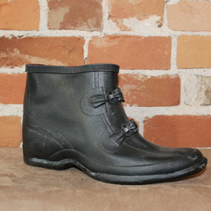 "5"" Western Traditional Overshoe In Black Maverick-Atomic 79"