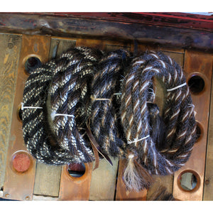 "5/8"" 22' Horse Hair Mecate-Atomic 79"