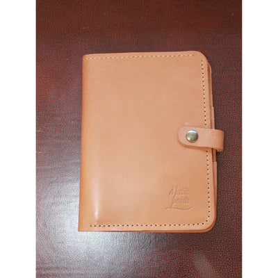 7 Card Master Wallets in Brown Leather-Atomic 79