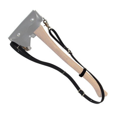 Adjustable Shoulder Sling W/Hooks & Strap For Axe Carry-Atomic 79