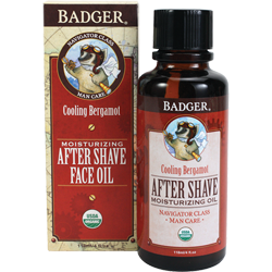 After Shave Organic Face Moisturizing Oil-Atomic 79