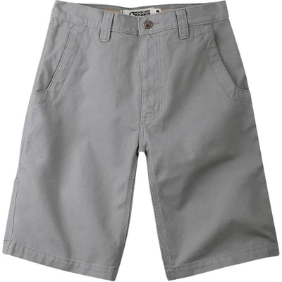 Alpine Utility Short Relaxed Fit Gunmetal-Atomic 79