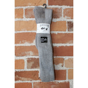 Apline Hunter Boot Sock In Taupe-Atomic 79