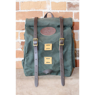 Arrowhead Trail Roll Top Eco Bag in Deep Forest-Atomic 79