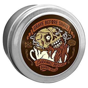 Beard Balm Tin in Caramel Mocha-Atomic 79