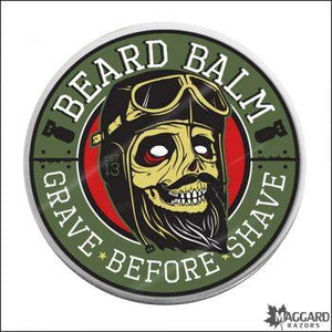 Beard Balm Tin in Original Scent-Atomic 79