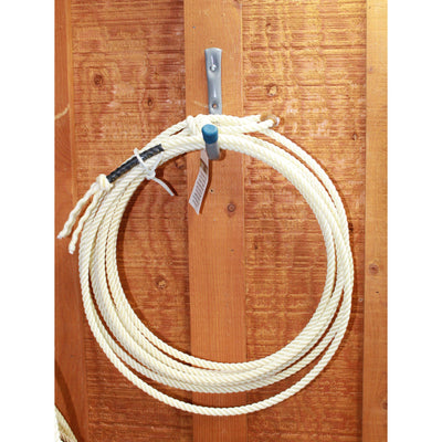 Black Label Uoza Treated 4 Strand Poly Calf Rope in Tan-Atomic 79