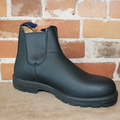 Blundstone Slip On Waterproof Thinsulate In Black-Atomic 79