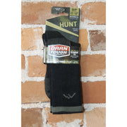 Boot Sock With Cushion In Charcoal-Atomic 79