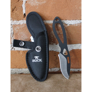 Buck Paklite Skinner W/Black Traction Coat-Atomic 79