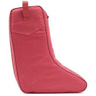 Burgundy Boot Bag-Atomic 79