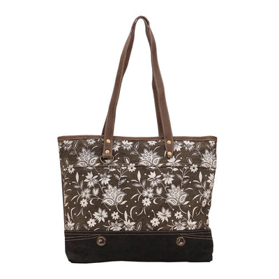 Canvas Dawn Tote Bag-Atomic 79