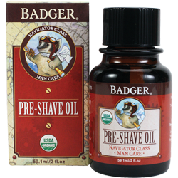 Certified Organic Pre Shave Oil-Atomic 79