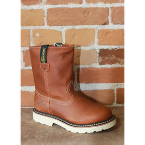Children's Duke Wellington Pull On Boot in Tan-Atomic 79