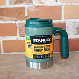 Classic Camp Mug In Hammertone Green-Atomic 79