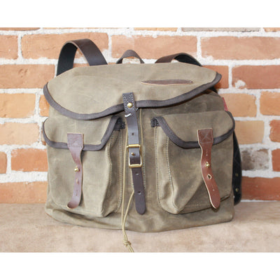 Classic Geologist Pack W/Drawstring Top Compartment-Atomic 79