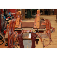 Classic Sawbuck Pack Saddle Tehema Wood Tree-Atomic 79