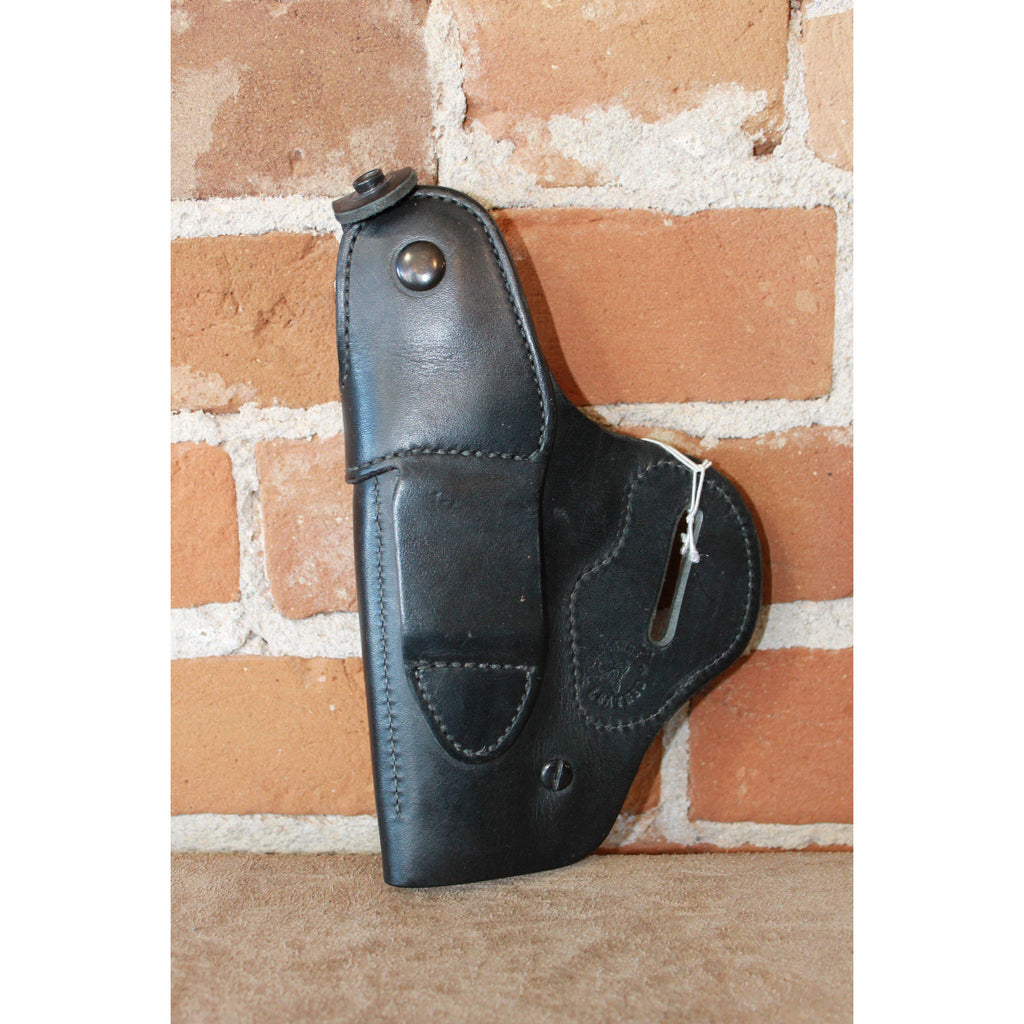Conceal And Carry Holster Rt Handed Straight Drop W/ Thumb Break