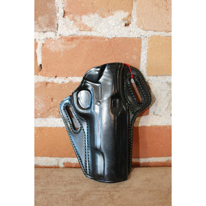 Concealable Belt Holster Right Handed in Black-Atomic 79