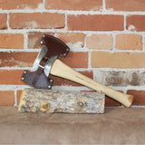 "Double Bit Premium Axe W/16"" Handle And Mask-Atomic 79"