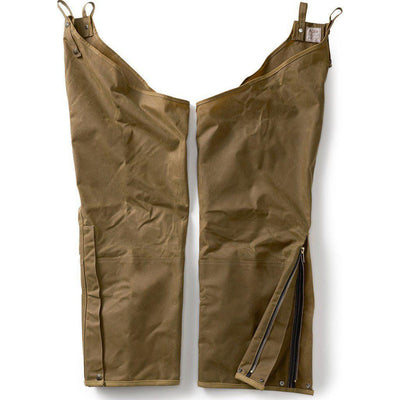 Double Tin Chaps-Dark Tan-Atomic 79