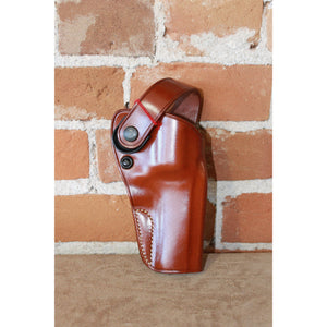 Dual Action Outdoorsman Holster Right Handed in Tan-Atomic 79