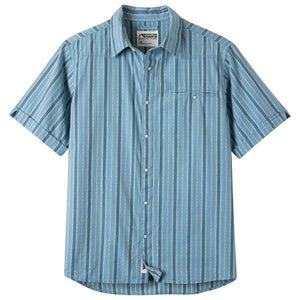 El Camino Short Sleeve Shirt in Heron-Atomic 79