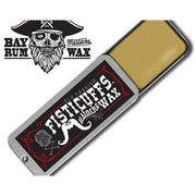 Fisticuffs Mustache Wax Tin in Bay Rum Scent-Atomic 79