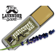 Fisticuffs Mustache Wax Tin in Lavender-Atomic 79