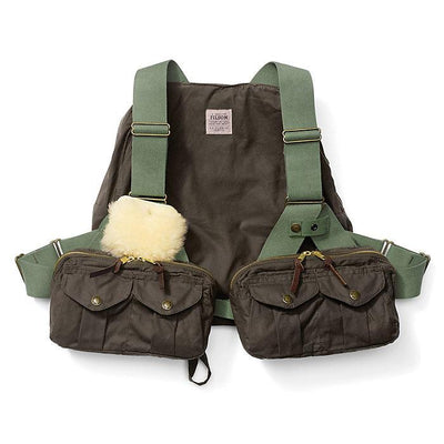 Foul Weather Fly Fishing Vest Xl-Atomic 79