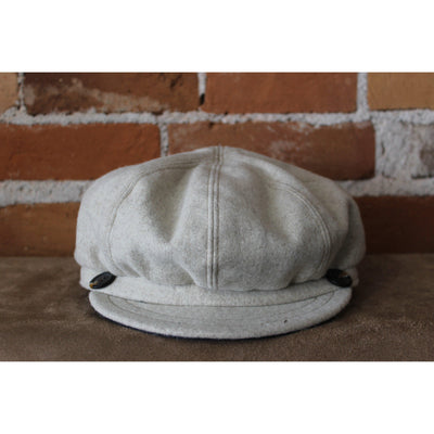 Gatsby Hat In Oatmeal-Atomic 79