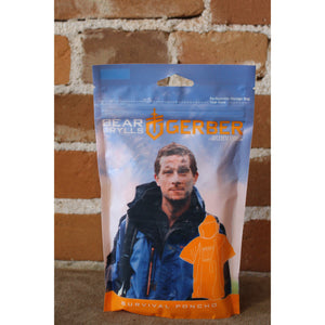 "Gerber ""Bear Grylls"" Survival Poncho Blister-Atomic 79"