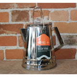 Glacier Stainless 14 Cup Percolator Coffee Pot-Atomic 79