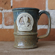 Grounded For Life Mug In Copperhead Run Glaze W/Atomic 79 Logo-Atomic 79