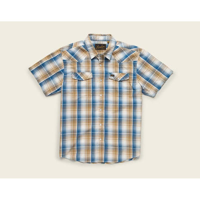 H Bar B- Parton Plaid- Rustic Khaki-Atomic 79